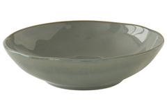 Тарелка суповая (серый) Interiors без инд.упаковки Easy Life AL-57411