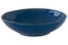 Тарелка суповая (синий) Interiors без инд.упаковки Easy Life AL-57410