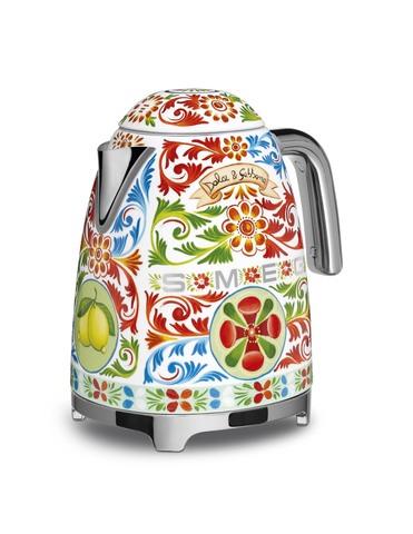 Чайник электрический Smeg/Dolce&Gabbana KLF03DGEU