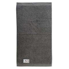 Полотенце банное 140х70 темно-серого цвета Tkano TK18-BT0012