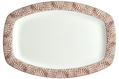 Блюдо прямоугольное 335x230 мм