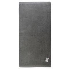 Полотенце банное 150x90 темно-серого цвета Tkano TK18-BT0017
