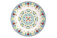 Тарелка суповая Средиземноморье без инд.упаковки Easy Life AL-57356