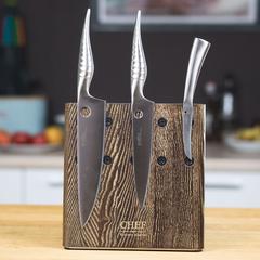 Комплект из 3 ножей Samura REPTILE и подставки