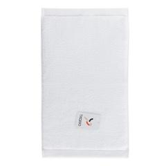 Полотенце для лица 50х30 белого цвета Tkano TK18-BT0005