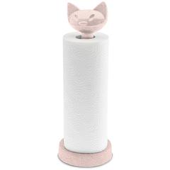 Держатель для бумажных полотенец MIAOU Organic розовый Koziol 5225669
