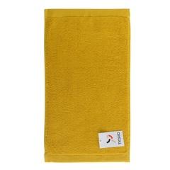 Полотенце для лица 50х30 горчичного цвета Tkano TK18-BT0001