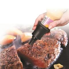 Емкость для масла с кисточкой 0,15 мл, 16,5 см IBILI Accesorios арт. 707600