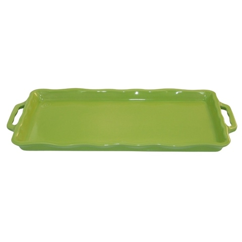Блюдо для выпечки 41см Appolia Delices LIME 114041027