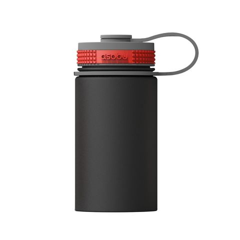 Мини-термос Asobu Mini Hiker (0,35 литра) черный