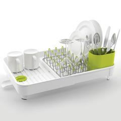 Сушилка для посуды раздвижная Joseph Joseph extend белая 85071