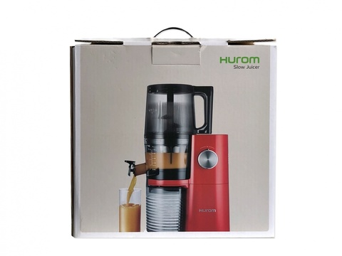 Шнековая соковыжималка 4-го поколения Hurom Premium H-AI-LBE20