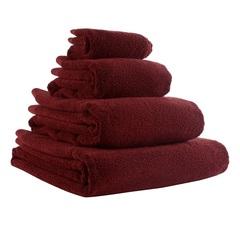 Полотенце для рук 90х50 бордового цвета Tkano TK18-BT0009