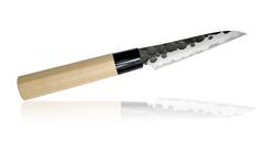 Нож кухонный овощной 9см Tojiro Hammered Finish F-1110