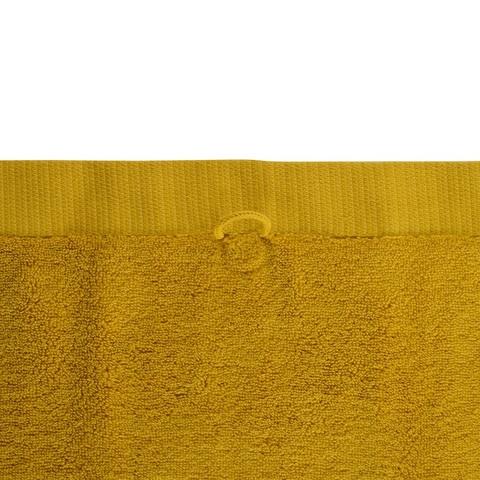 Полотенце для рук 90х50 горчичного цвета Tkano TK18-BT0006
