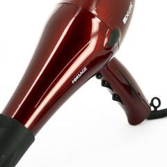 Фен Dewal Forsage, 2200 Вт, ионизация , 2 насадки, красный 03-106 Red