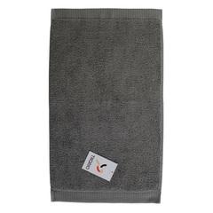 Полотенце для рук 90х50 темно-серого цвета Tkano TK18-BT0007