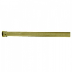 Карниз для ванной Carnation Home Fashions Standard Tension Rod Brass 104-190см TSR-64
