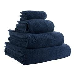 Полотенце для рук 90х50 темно-синего цвета Tkano TK18-BT0008