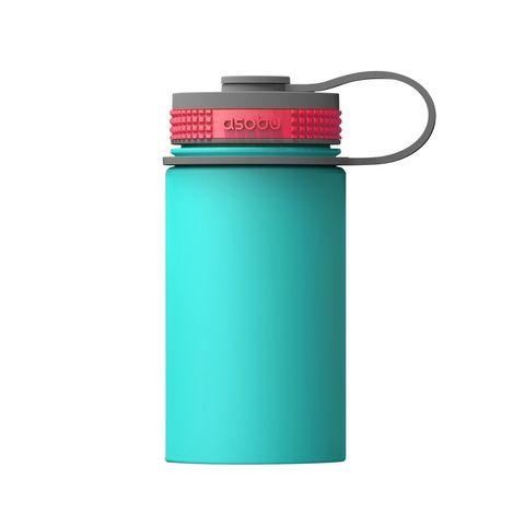 Мини-термос Asobu Mini Hiker (0,35 литра) бирюзовый