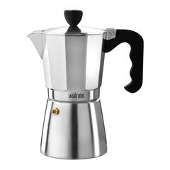Гейзерная кофеварка  9 эспрессо La Cafetière Kitchen Craft ES000003