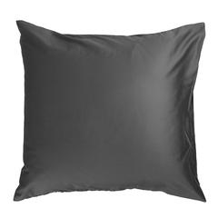 Набор из двух наволочек из сатина темно-серого цвета из коллекции Wild, 70х70 см Tkano TK20-PC0018