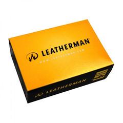 Мультитул Leatherman Squirt ES4, 9 функций, черный 831242