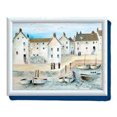 Поднос с подушкой Cornish Harbour Kitchen Craft LT3635