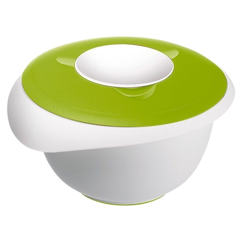 Миска для смешивания с 2-мя крышками 2,5л., цвет зеленый Westmark Baking арт. 3153227A