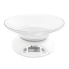 Весы кухонные  VITEK VT-8001(GY)