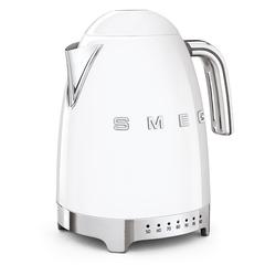 Чайник электрический с регулируемой температурой Smeg (Белый) KLF04WHEU