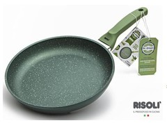 Литая сковорода Risoli Dr Green 28см 00103DR/28GS*