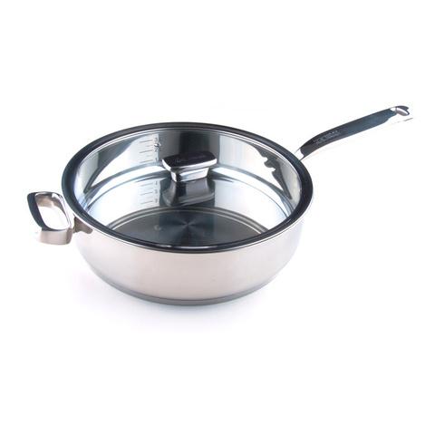 Глубокая сковорода с дополнительной ручкой 4,5 л (28см) Zanussi Positano ZCU51411AF