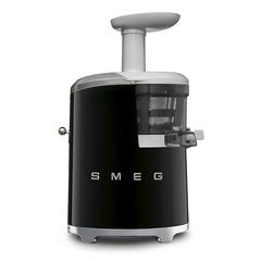 Соковыжималка шнековая Smeg (Черный) SJF01BLEU
