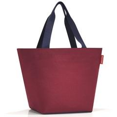 Сумка Shopper M dark ruby Reisenthel ZS3035