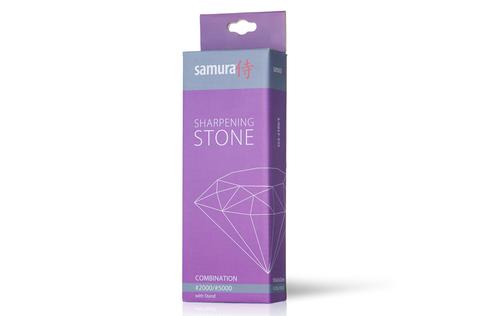 Камень точильный водный комбинированный #2000/#5000 Samura SCS-2500/F