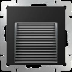 Встраиваемая LED подсветка (черный) WL08-BL-02-LED Werkel