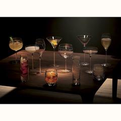 Набор из 2 бокалов для шампанского Signature Verso Tulip 370 мл LSA International G1530-13-408