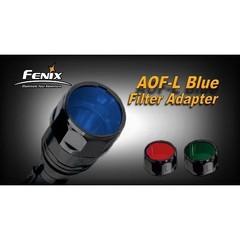 Фильтр для фонарей Fenix, красный AOF-Lred