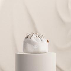 Мешочек для ланча MB Pochette, кремовый Monbento 22180046