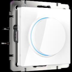 Диммер с подсветкой (белый) WL01-DM600-LED Werkel
