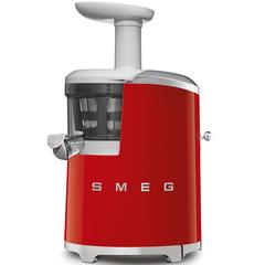 Соковыжималка шнековая Smeg (Красный) SJF01RDEU