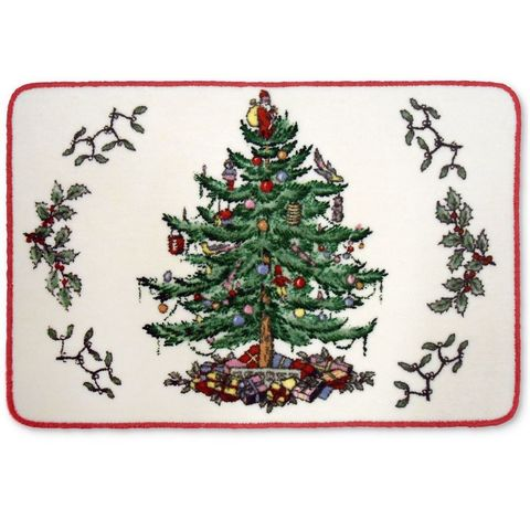 Коврик 51х76 Avanti Spode Tree Red 11535J