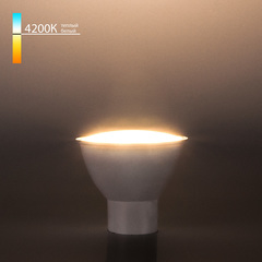 Светодиодная лампа GU10 LED 9W 4200K Elektrostandard