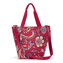 Сумка Shopper XS paisley ruby Reisenthel ZR3067