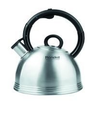 Чайник Rondell Premiere со свистком 2,4л RDS-237