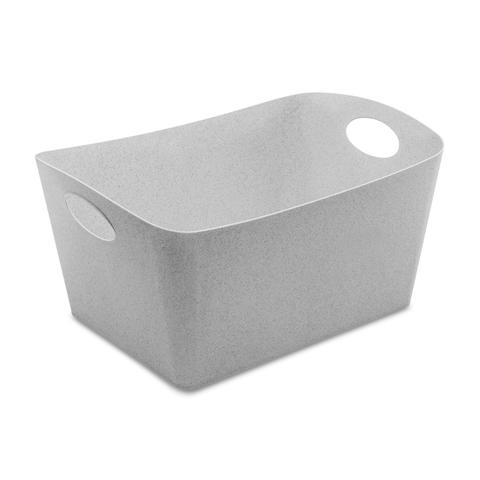 Контейнер для хранения BOXXX L Organic, 15 л, серый Koziol 5743670