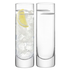 Набор из 2 высоких стаканов Signature Verso 250 мл LSA International G068-09-408