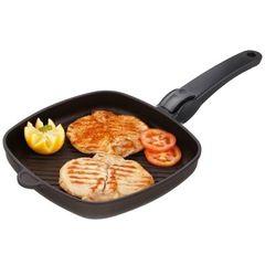 Сковорода гриль квадратная 28х28 см, съемная ручка, AMT Frying Pans Titan арт. AMT I-E285G