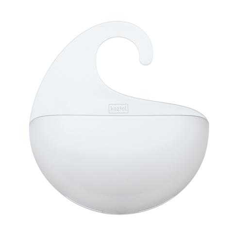 Органайзер для ванной SURF M, прозрачный Koziol 2845535